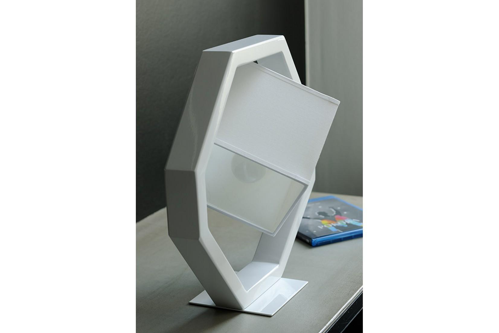 Lampe Equalizer Blanc