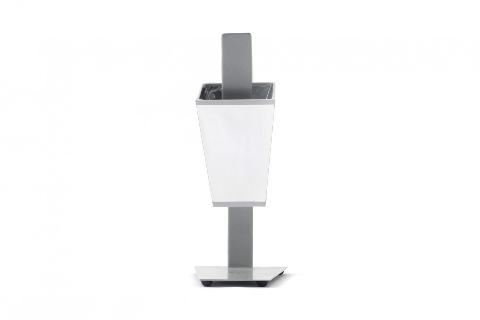 Lampe Crossfade Argent