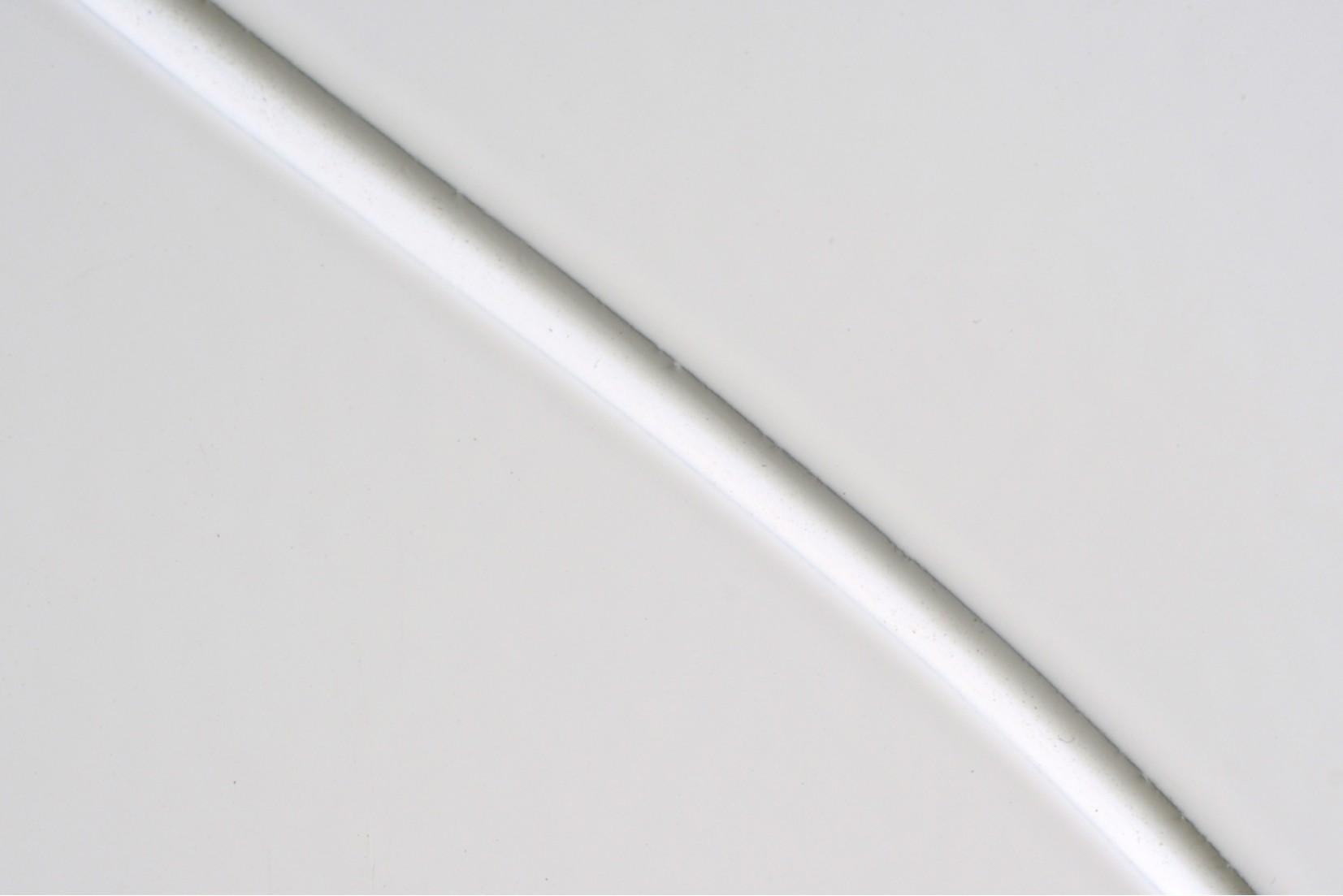 Miroir Flanger II - Blanc