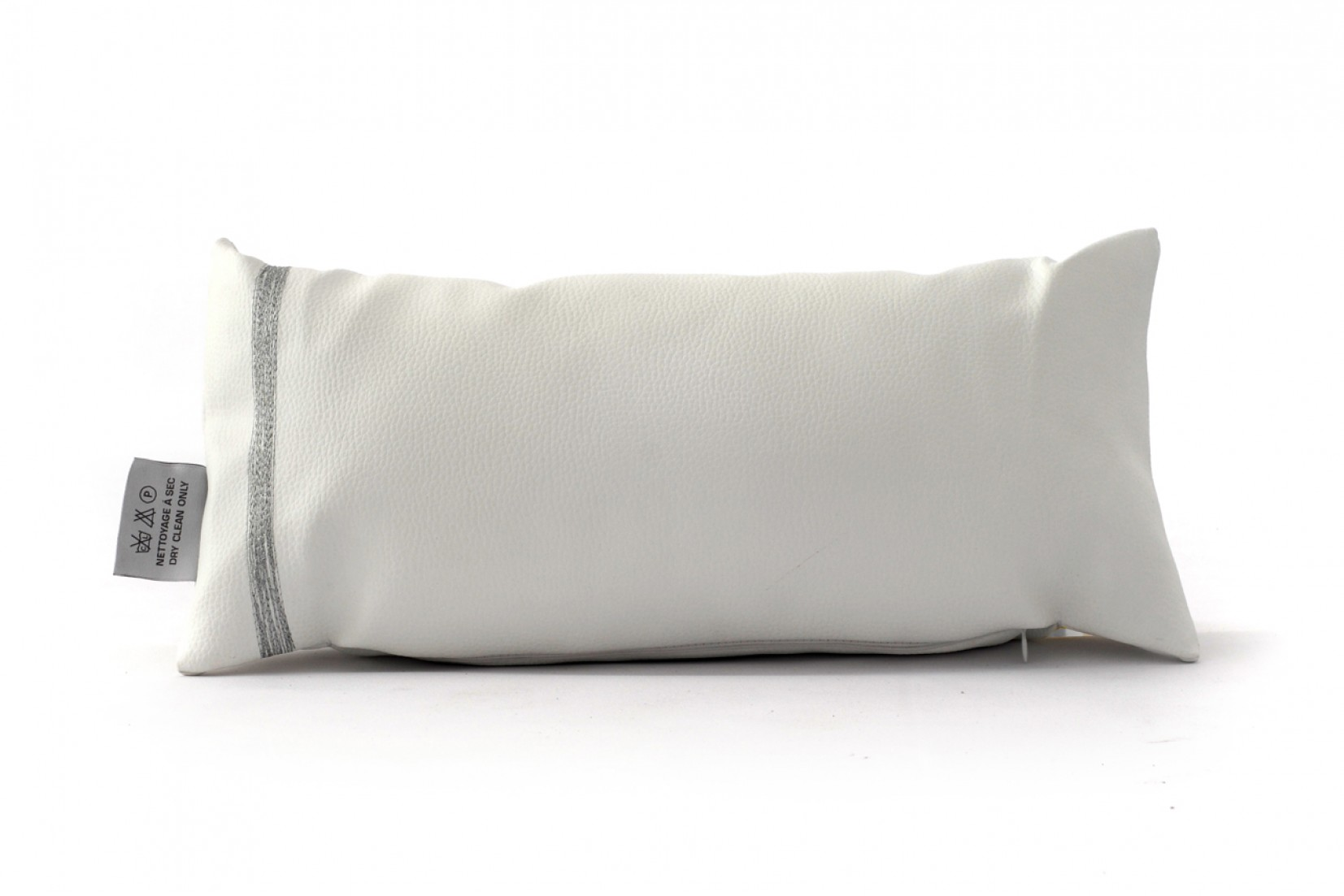 Coussin Sound II - Argent