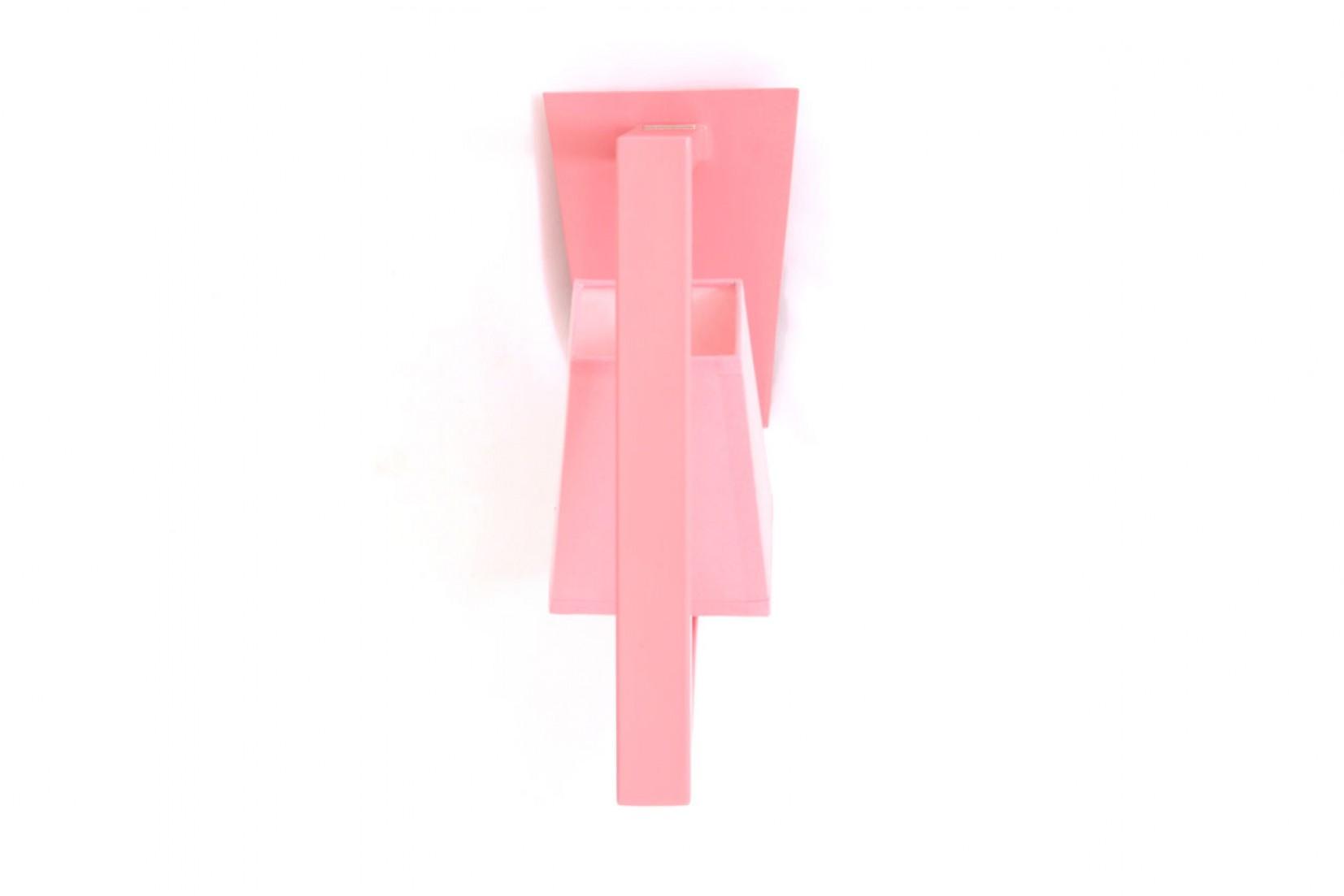 CROSSFADE APL RAL3015 - applique, rose