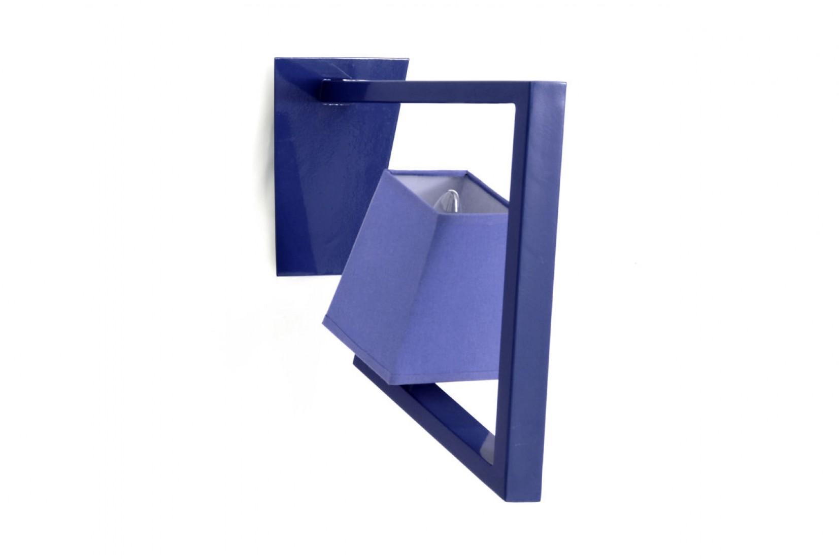 CROSSFADE APL RAL5011 - applique, bleu acier