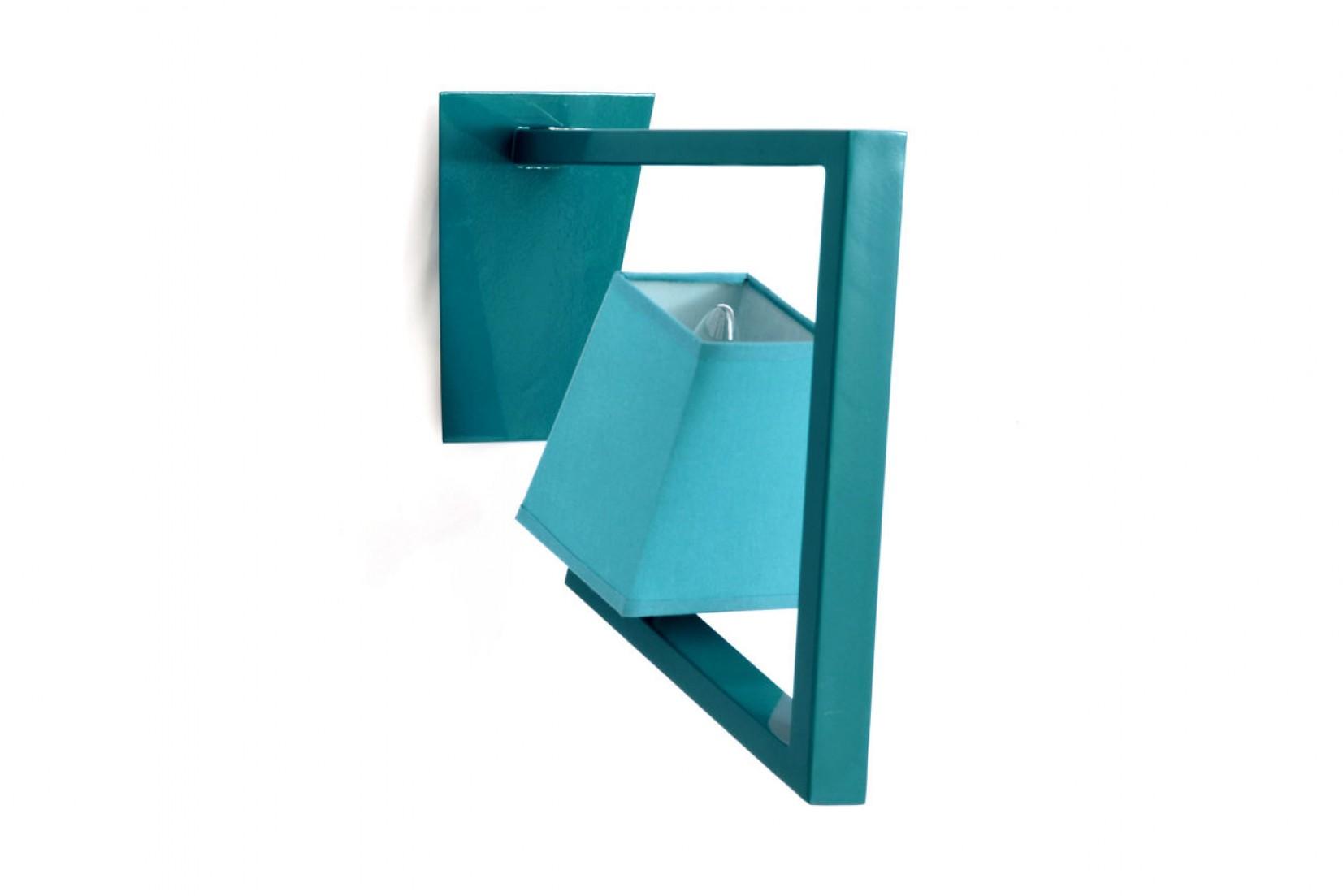 CROSSFADE APL RAL5021 - applique, bleu d'eau