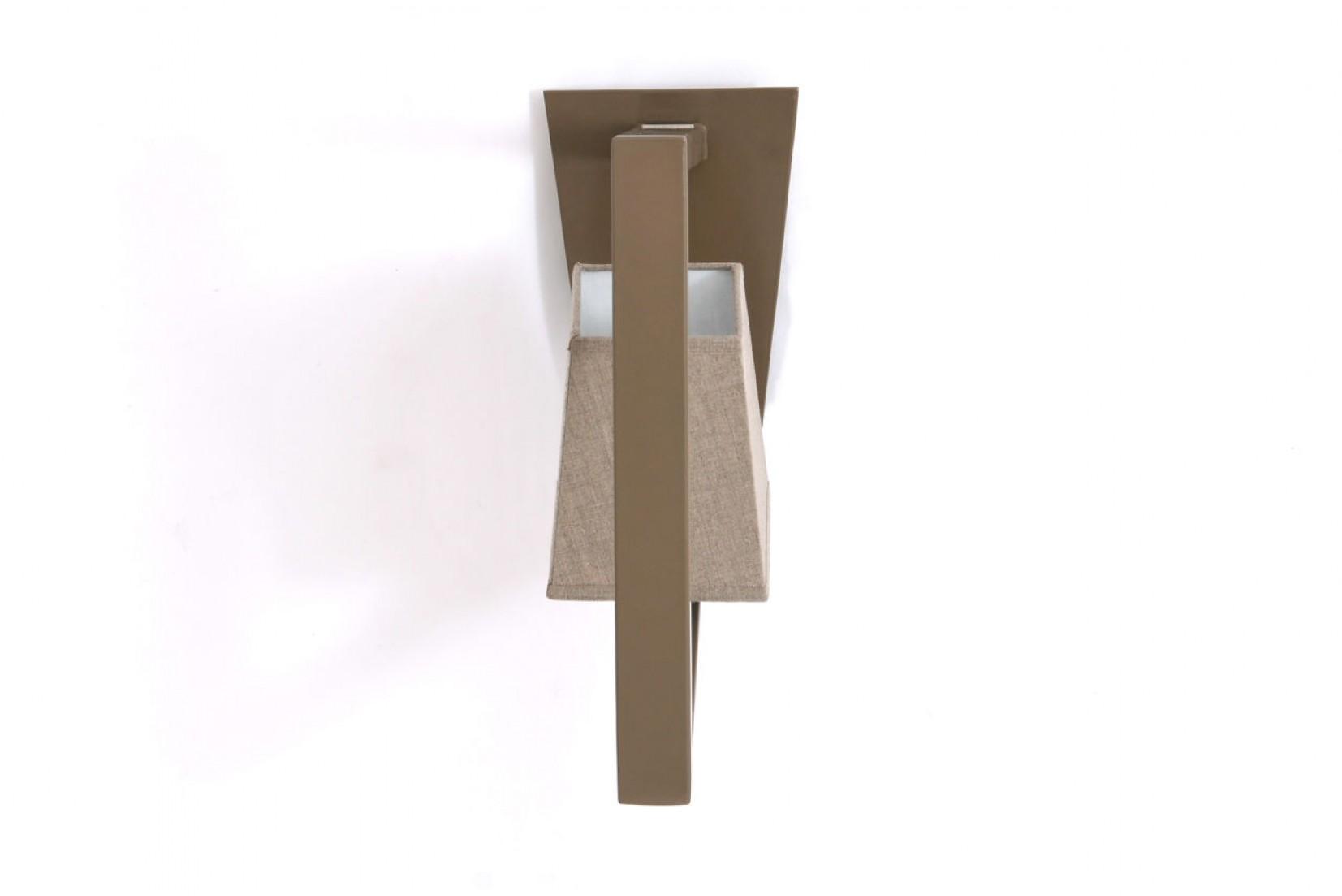 CROSSFADE APL RAL7006 - applique, brun