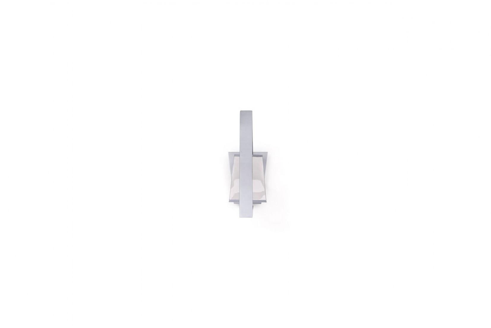 CROSSFADE APL RAL9006 - applique, argent