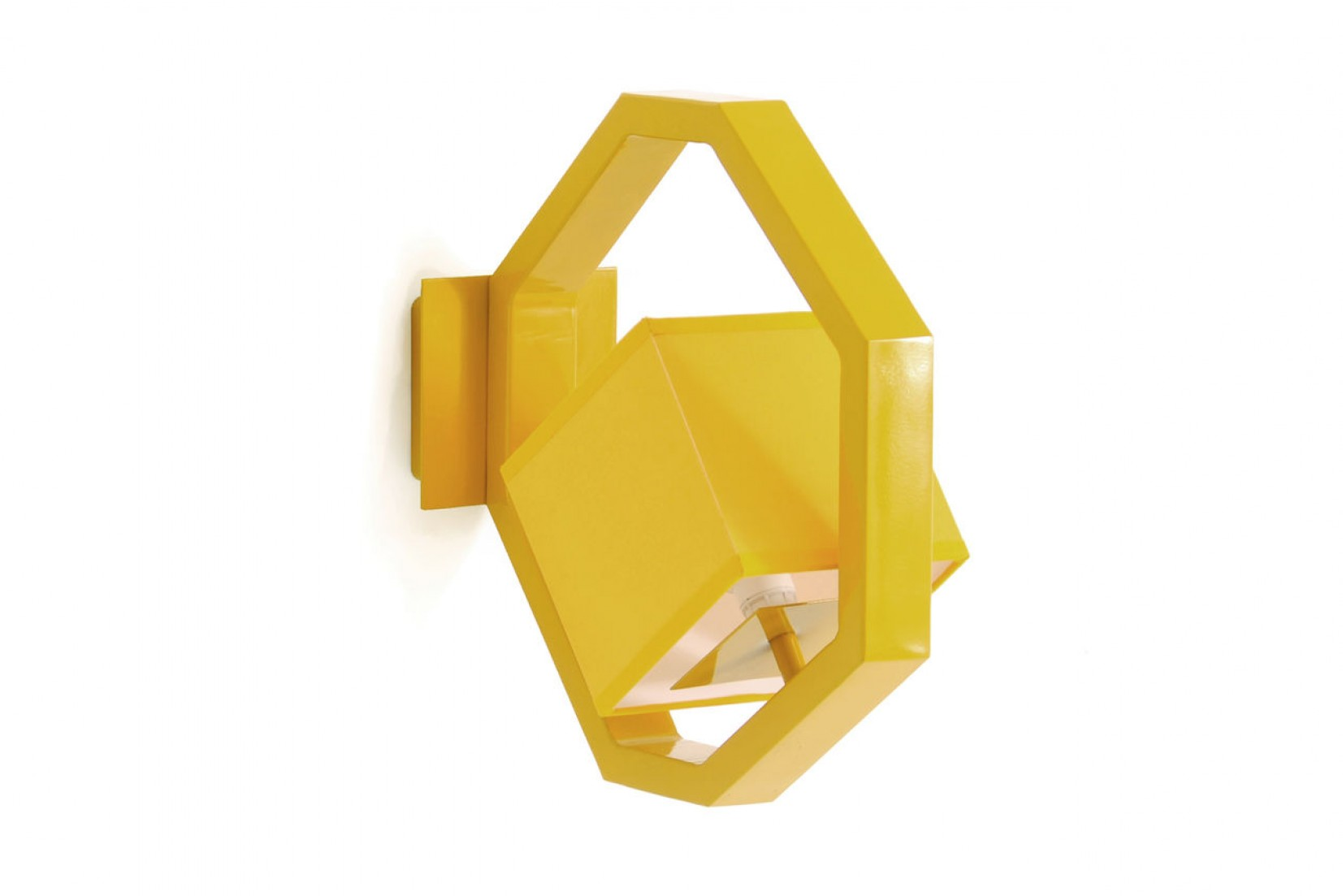 EQUALIZER APL RAL1018 - applique, jaune