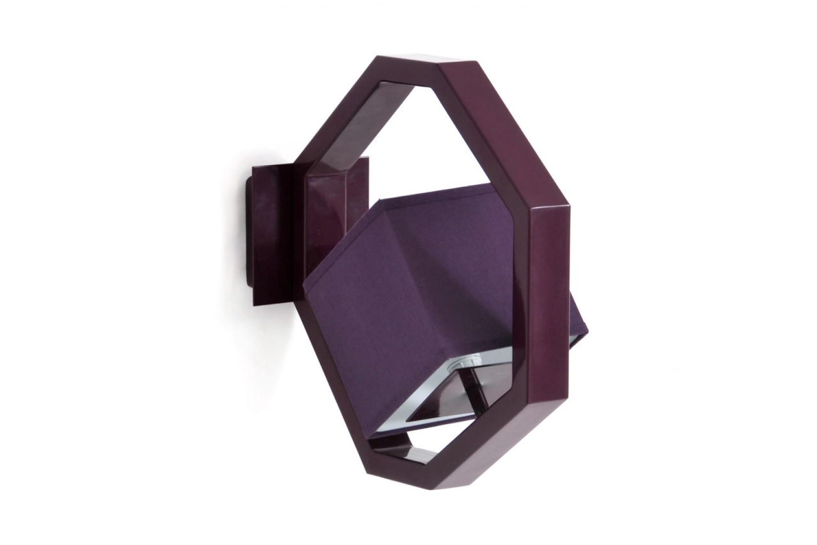 EQUALIZER APL RAL4007 - applique, violet