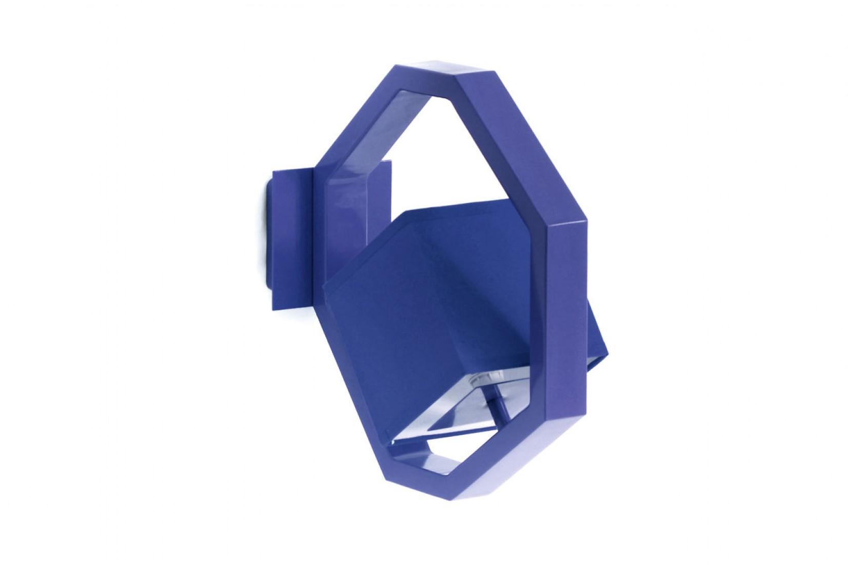 EQUALIZER APL RAL5011 - applique, bleu acier