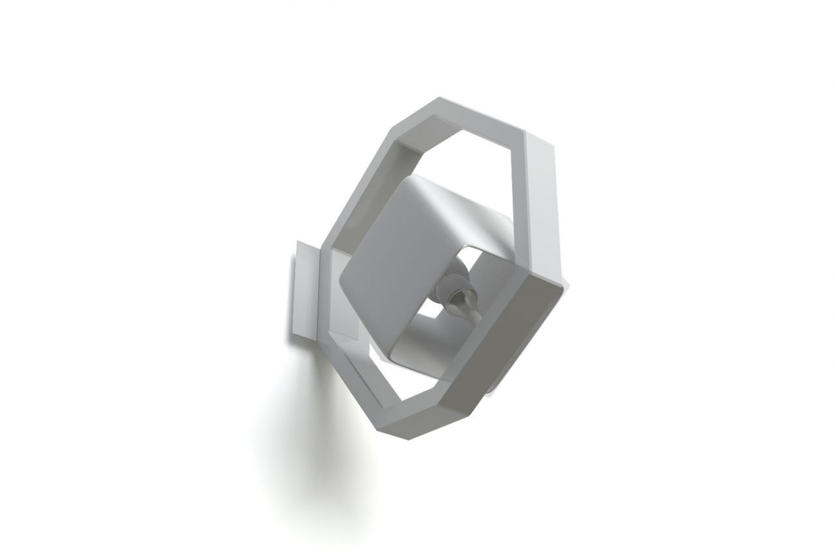 EQUALIZER APL RAL9003 - applique, blanc