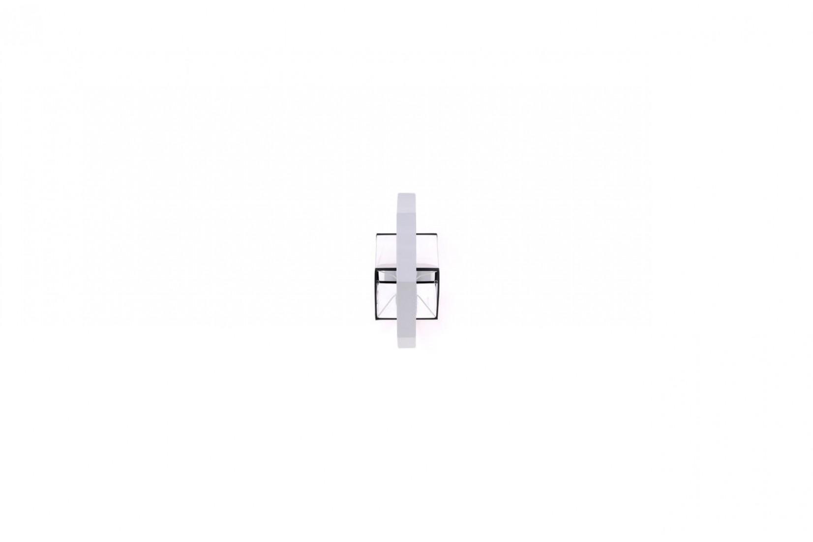 EQUALIZER APL RAL9006 - applique, argent